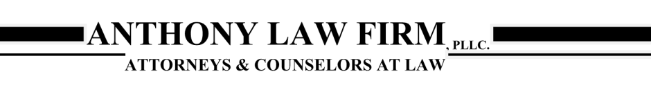 Anthony Law Firm, PLLC.